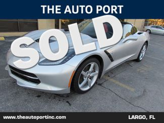 2014 Chevrolet Corvette Stingray 1LT W/NAVI | Clearwater, Florida | The Auto Port Inc in Clearwater Florida