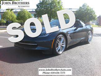 2014 Sold Chevrolet Corvette Stingray Z51 2LT Conshohocken, Pennsylvania