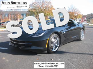 2014 *Sale Pending* Chevrolet Corvette Stingray Conshohocken, Pennsylvania