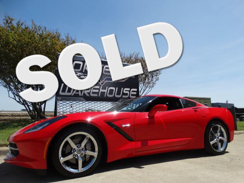 2014 Chevrolet Corvette Stingray Coupe 1LT, Auto, Chromes 82k! | Dallas, Texas | Corvette Warehouse