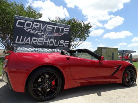 2014 Chevrolet Corvette Stingray Conv 3LT, Z51, FE4, NPP, NAV, Black Alloys 9k! | Dallas, Texas | Corvette Warehouse  in Dallas, Texas