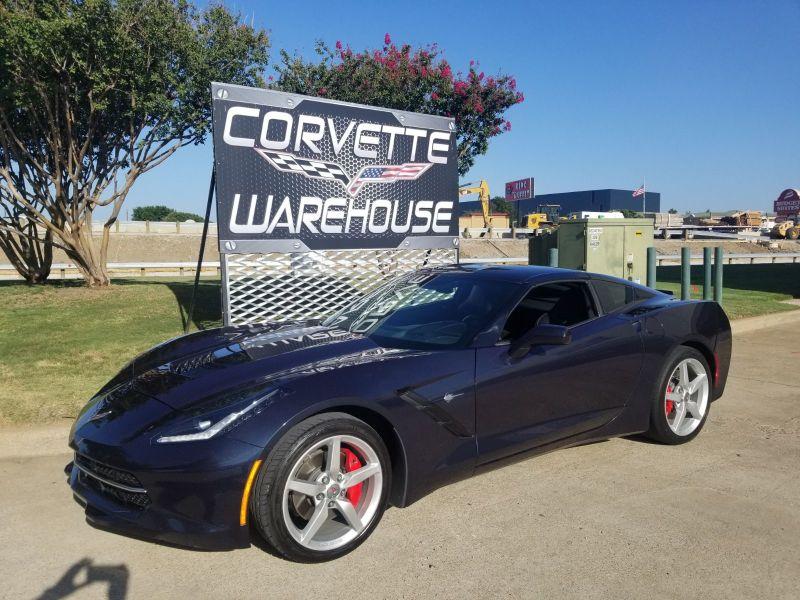 2014 Chevrolet Corvette Stingray Coupe 2LT, Auto, NAV, Alloy Wheels 57k! | Dallas, Texas | Corvette Warehouse
