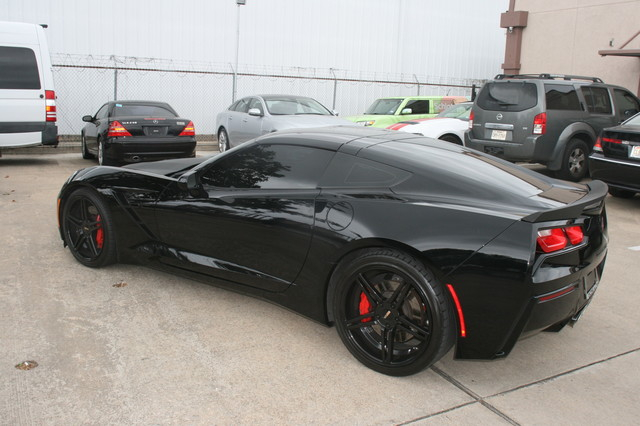 2014 Chevrolet Corvette Stingray Very rare Z51 3LT  custom Houston, Texas 5