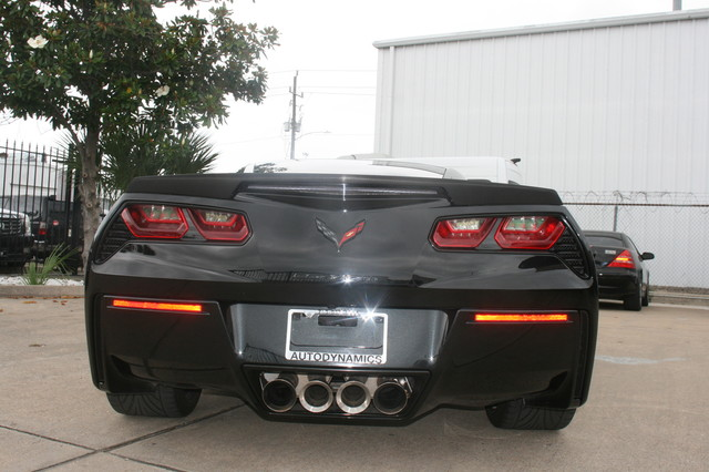 2014 Chevrolet Corvette Stingray Very rare Z51 3LT  custom Houston, Texas 6
