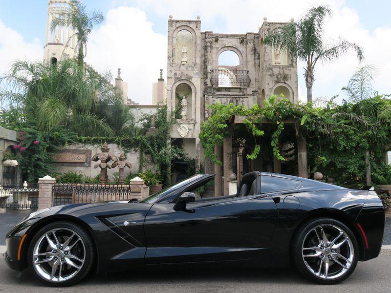 2014 Chevrolet Corvette Stingray Z51 3LT in Houston Texas