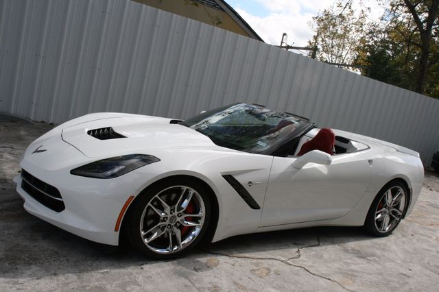 2014 Chevrolet Corvette Stingray Z51 2LT Houston, Texas 11