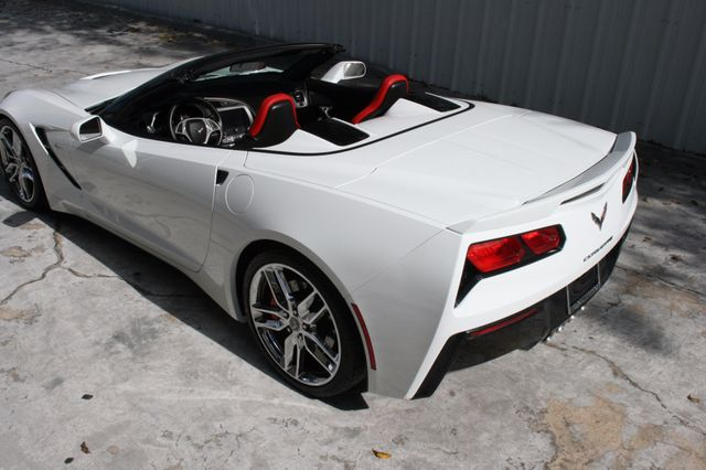 2014 Chevrolet Corvette Stingray Z51 2LT Houston, Texas 12
