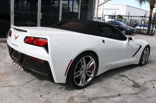 2014 Chevrolet Corvette Stingray Z51 2LT Houston, Texas 3
