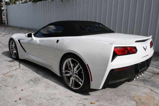 2014 Chevrolet Corvette Stingray Z51 2LT Houston, Texas 6