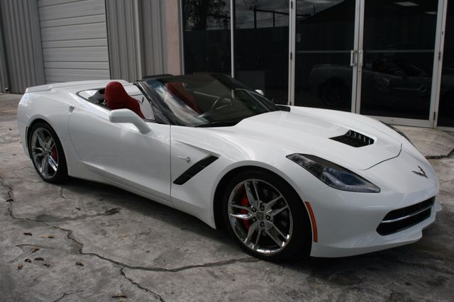 2014 Chevrolet Corvette Stingray Z51 2LT Houston, Texas 9