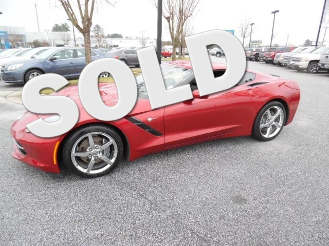 2014 Chevrolet Corvette Stingray 2LT SUPER SEXY VEHICLE CLEAN INSIDE AND OUT LOW MILES24 000 M