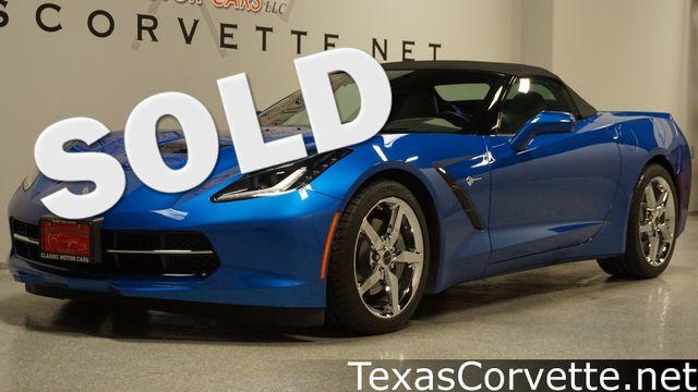 2014 Chevrolet Corvette Stingray 3LT | Lubbock, Texas | Classic Motor Cars