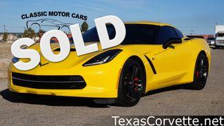 2014 Chevrolet Corvette Stingray in Lubbock Texas