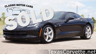 2014 Chevrolet Corvette Stingray 1LT | Lubbock, Texas | Classic Motor Cars in Lubbock, TX Texas