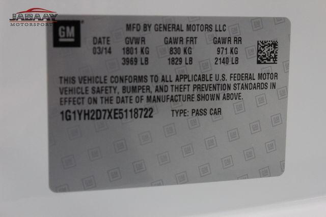 2014 Chevrolet Corvette Z51 Merrillville, Indiana 47