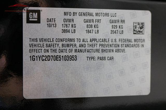 2014 Chevrolet Corvette Stingray 2LT Merrillville, Indiana 51
