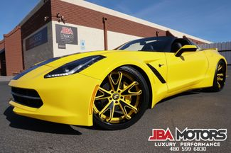 2014 Chevrolet Corvette Stingray 3LT WIDEBODY Coupe MUST SEE!! | MESA, AZ | JBA MOTORS in Mesa AZ