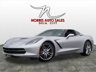 2014 Chevrolet Corvette Stingray Z51 3LT in Oklahoma City OK