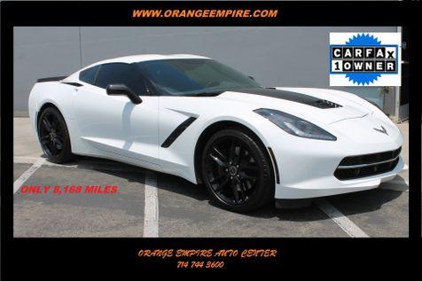 2014 Chevrolet Corvette Stingray Z51 3LT in Orange, CA