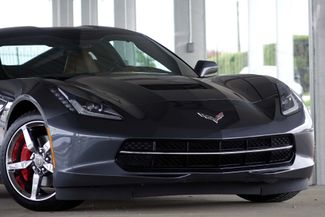 2014 Chevrolet Corvette Stingray 3LT * Automatic * CHROMES * Carbon Roof * NAVI * Plano, Texas 16