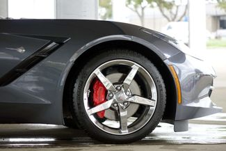 2014 Chevrolet Corvette Stingray 3LT * Automatic * CHROMES * Carbon Roof * NAVI * Plano, Texas 27