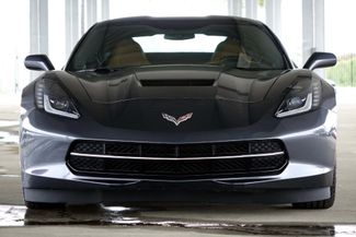 2014 Chevrolet Corvette Stingray 3LT * Automatic * CHROMES * Carbon Roof * NAVI * Plano, Texas 6