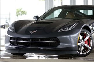 2014 Chevrolet Corvette Stingray 3LT * Automatic * CHROMES * Carbon Roof * NAVI * Plano, Texas 17