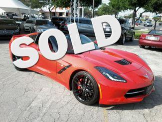 2014 Chevrolet Corvette Stingray Z51 3LT $15,470.in options San Antonio, Texas