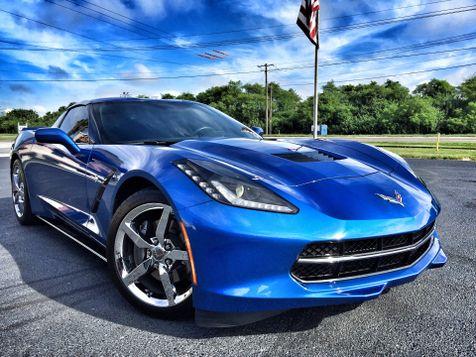 2014 Chevrolet Corvette Stingray 3LT COUPE LAGUNA BLUE in , Florida