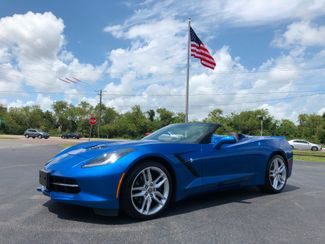 2014 Chevrolet Corvette Stingray Z51 3LT CONVERTIBLE LAGUNA   Florida  Bayshore Automotive   in , Florida