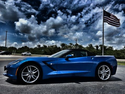 2014 Chevrolet Corvette Stingray Z51 3LT CONVERTIBLE LAGUNA in , Florida