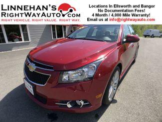 2014 Chevrolet Cruze in Bangor, ME
