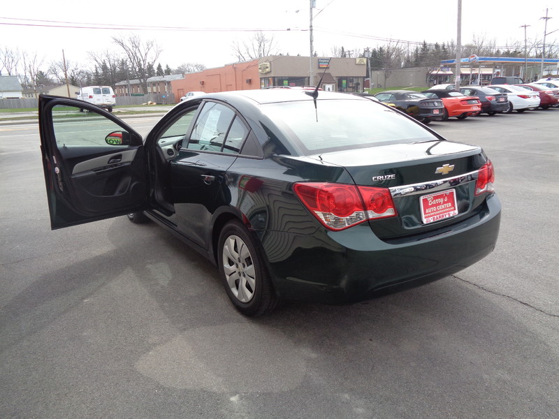 2014 Chevrolet Cruze LS  city NY  Barrys Auto Center  in Brockport, NY