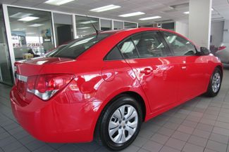 2014 Chevrolet Cruze LS Chicago, Illinois 4