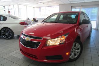 2014 Chevrolet Cruze LS Chicago, Illinois 3