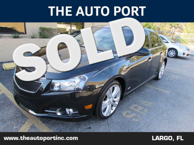 2014 Chevrolet Cruze LTZ/RS W/NAVI | Clearwater, Florida | The Auto Port Inc in Clearwater Florida