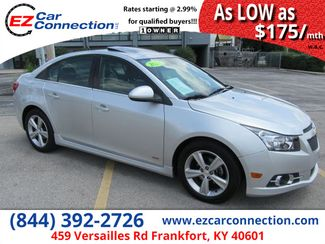 2014 Chevrolet Cruze 2LT | Frankfort, KY | Ez Car Connection-Frankfort in Frankfort KY