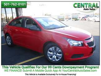 2014 Chevrolet Cruze in Hot Springs AR