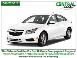 2014 Chevrolet Cruze 2LT | Hot Springs, AR | Central Auto Sales in Hot Springs AR