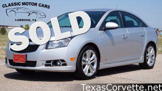 2014 Chevrolet Cruze LTZ | Lubbock, Texas | Classic Motor Cars in Lubbock, TX Texas