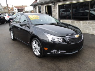 2014 Chevrolet Cruze LTZ Milwaukee, Wisconsin