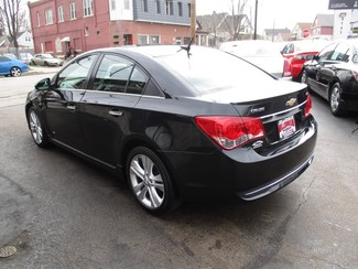 2014 Chevrolet Cruze LTZ Milwaukee, Wisconsin 5