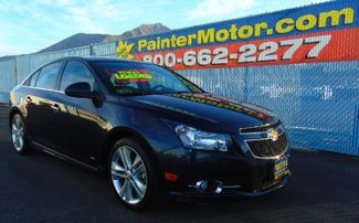 2014 Chevrolet Cruze LTZ Nephi, Utah 2