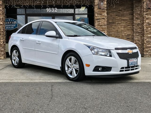 2014 Chevrolet Cruze Diesel This vehicle is a CarFax certified one-owner used car Pre-owned vehic