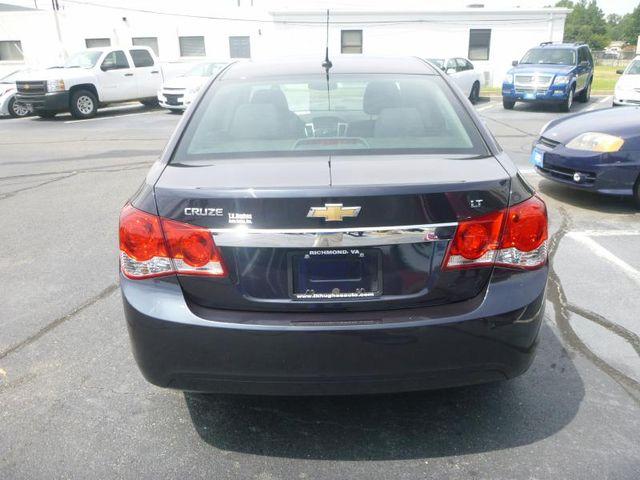 2014 Chevrolet Cruze LT Richmond, Virginia 6