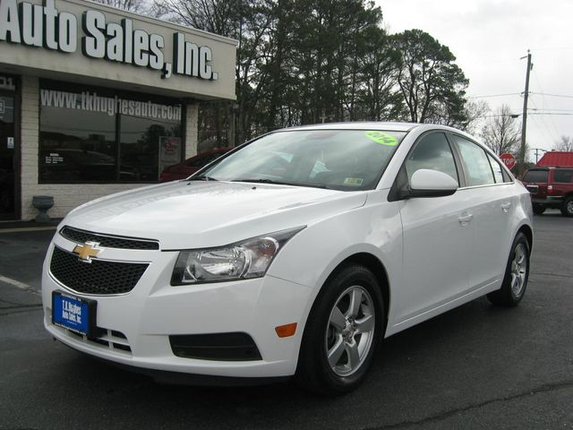 2014 Chevrolet Cruze LT Richmond, Virginia 1