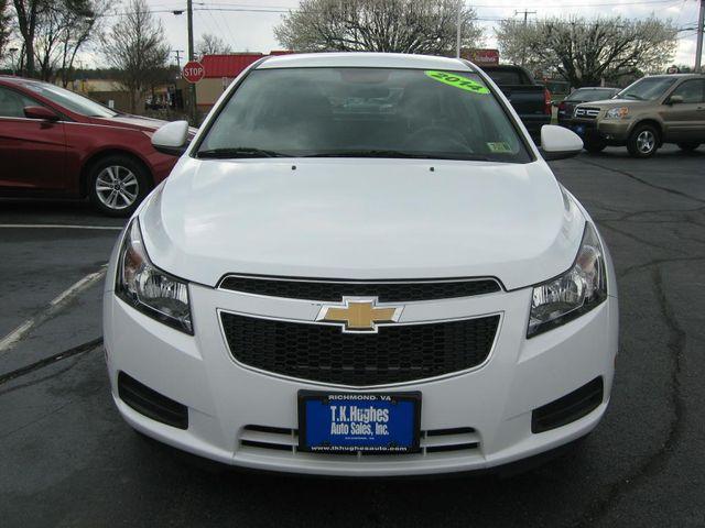 2014 Chevrolet Cruze LT Richmond, Virginia 2