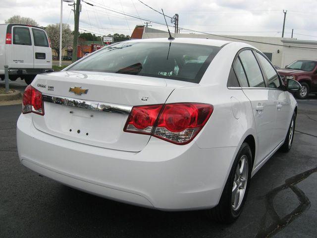 2014 Chevrolet Cruze LT Richmond, Virginia 5