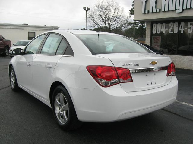 2014 Chevrolet Cruze LT Richmond, Virginia 7
