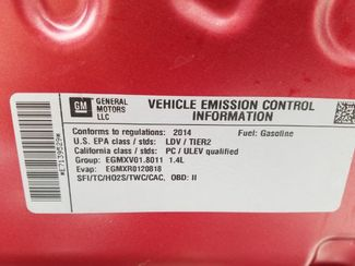 2014 Chevrolet Cruze 1LT San Antonio, TX 31